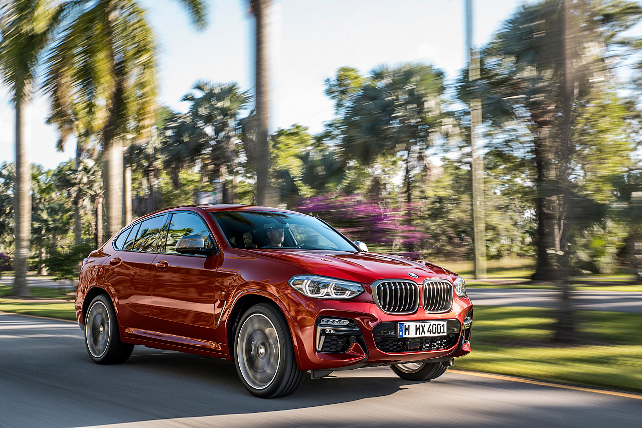 BMW X4: All-New for 2019